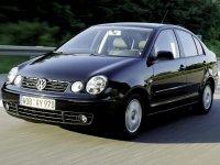 Volkswagen Polo, 4 поколение, Classic седан, 2001–2005