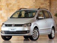 Volkswagen Suran, 1 поколение, Минивэн, 2010–2016