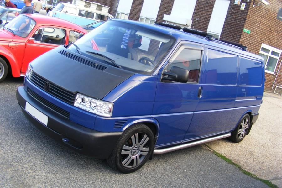 Volkswagen Transporter, Белогорск