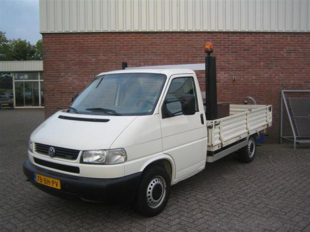 Volkswagen Transporter Single Cab пикап 2-дв., 1990–2003, T4 - отзывы, фото и характеристики на Car.ru