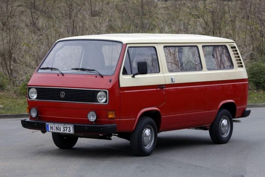 Volkswagen Transporter микроавтобус, 1979–1982, T3 - отзывы, фото и характеристики на Car.ru