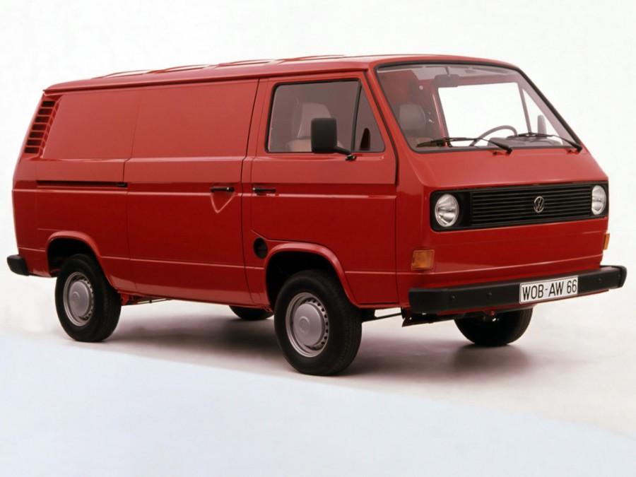 Volkswagen Transporter фургон, 1979–1982, T3 - отзывы, фото и характеристики на Car.ru