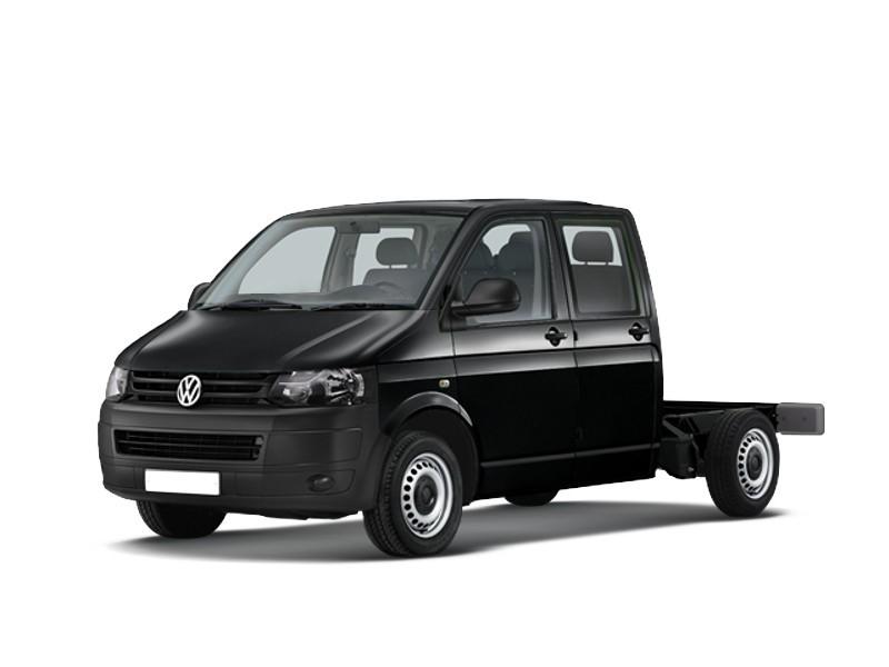 Volkswagen Transporter шасси 4-дв., 2010–2016, T5 [рестайлинг] - отзывы, фото и характеристики на Car.ru