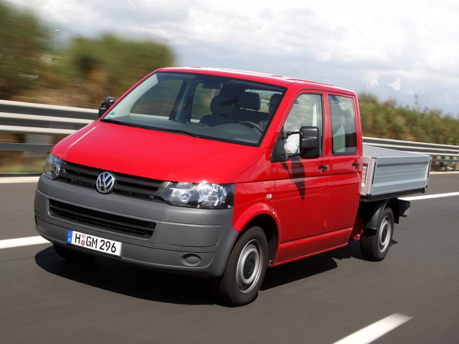 Volkswagen Transporter Pritsche борт 4-дв., 2010–2016, T5 [рестайлинг] - отзывы, фото и характеристики на Car.ru