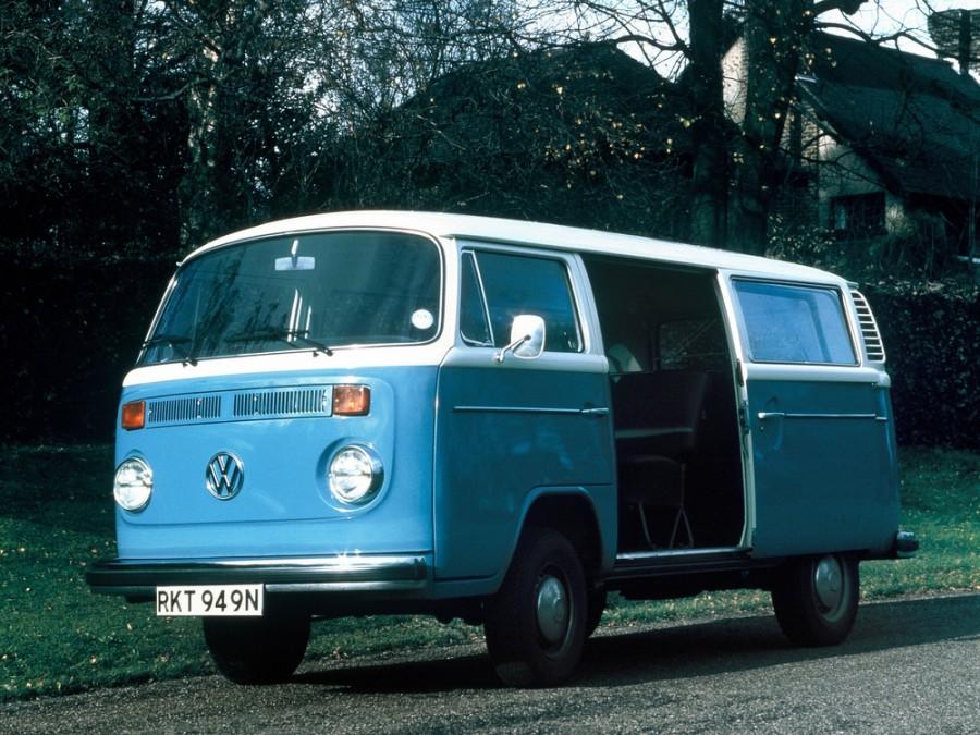 Volkswagen Transporter микроавтобус, 1970–1979, Т2 [рестайлинг] - отзывы, фото и характеристики на Car.ru
