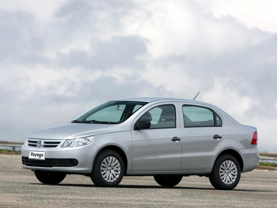 Volkswagen Voyage седан, 2008–2012, 2 поколение - отзывы, фото и характеристики на Car.ru