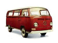 Volkswagen Transporter, Т2, Микроавтобус, 1967–1970