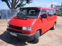 Volkswagen Transporter, T4, Микроавтобус, 1990–2003
