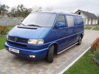 Volkswagen Transporter, T4 [рестайлинг], Фургон, 1997–2003
