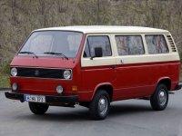 Volkswagen Transporter, T3, Микроавтобус, 1979–1982