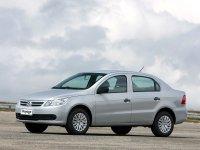 Volkswagen Voyage, 2 поколение, Седан, 2008–2012