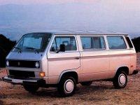 Volkswagen Transporter, T3 [рестайлинг], Микроавтобус, 1982–1992