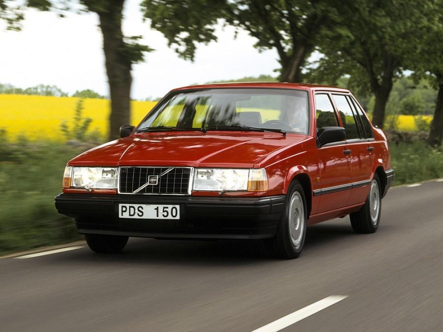 Volvo 940 седан, 1990–1998, 1 поколение - отзывы, фото и характеристики на Car.ru