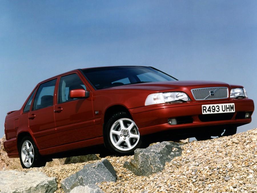 Volvo S70 седан, 1997–2000, 1 поколение - отзывы, фото и характеристики на Car.ru