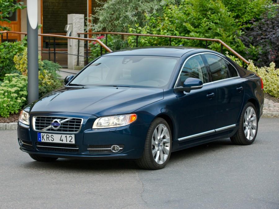 Volvo S80 седан, 2009–2013, 2 поколение [рестайлинг] - отзывы, фото и характеристики на Car.ru