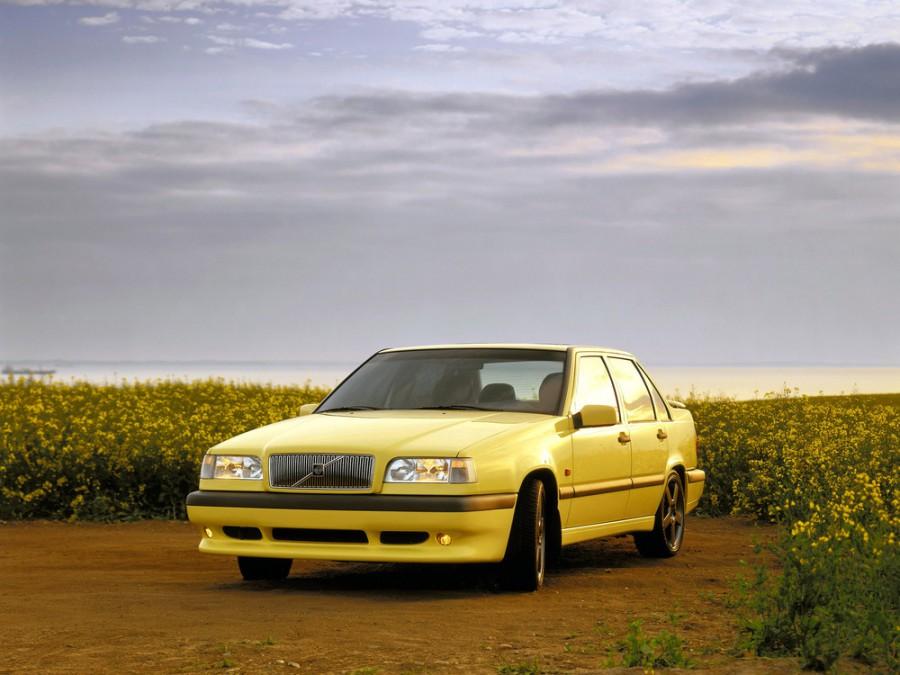Volvo 850 седан, 1994–1997, 1 поколение [рестайлинг] - отзывы, фото и характеристики на Car.ru