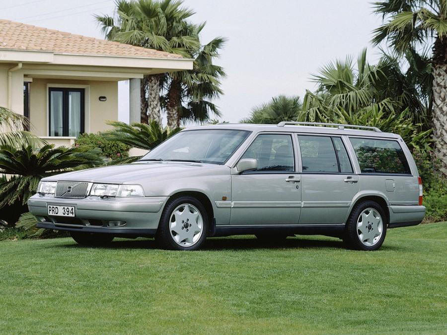 Volvo 960 универсал, 1990–1996, 1 поколение - отзывы, фото и характеристики на Car.ru