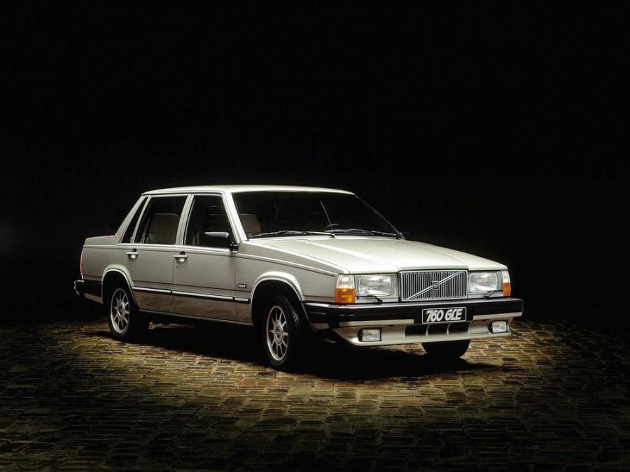 Volvo 760 седан, 1985–1990, 1 поколение - отзывы, фото и характеристики на Car.ru