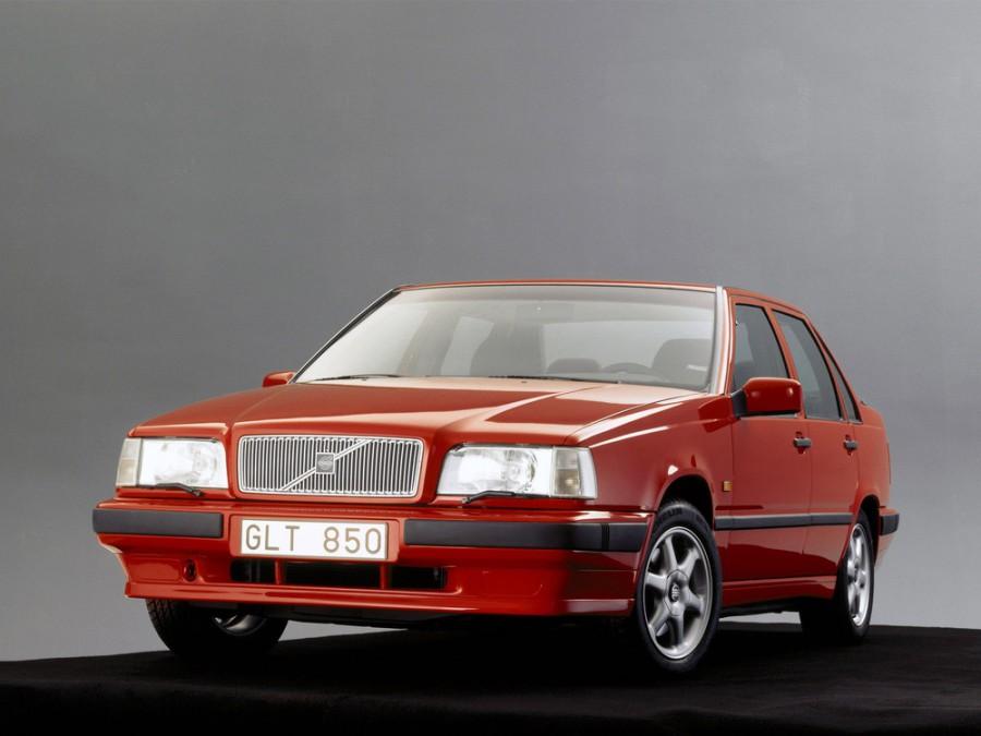 Volvo 850 седан, 1992–1994, 1 поколение - отзывы, фото и характеристики на Car.ru