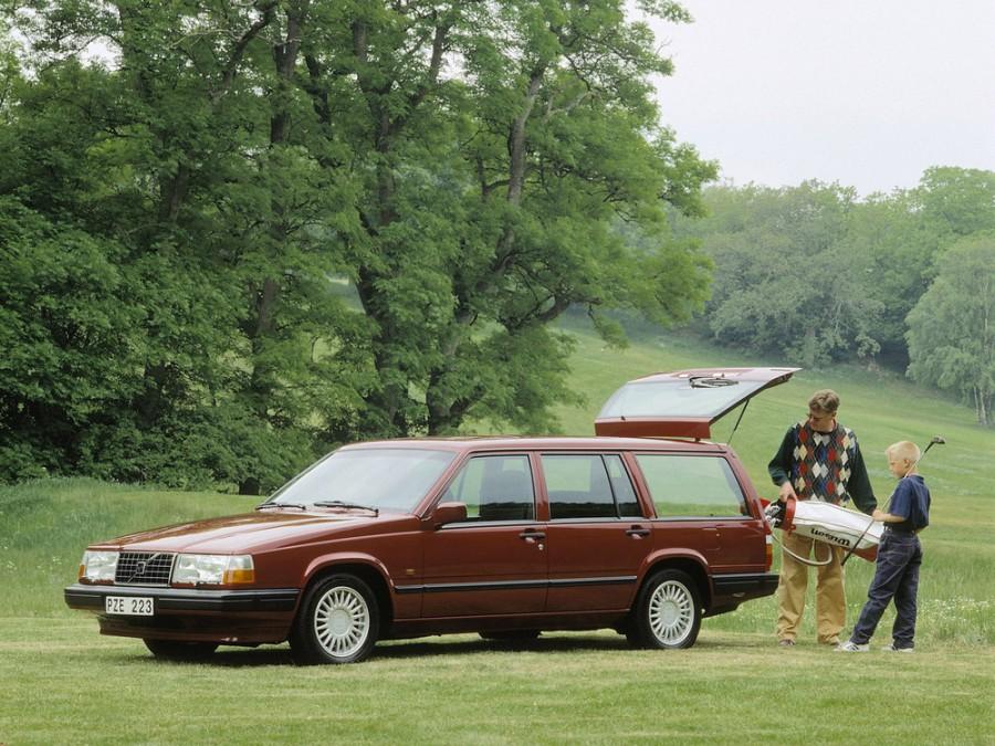 Volvo 940 универсал, 1990–1998, 1 поколение - отзывы, фото и характеристики на Car.ru