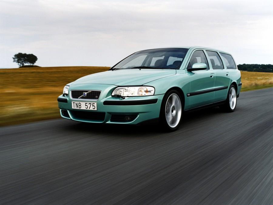 Volvo V70 R универсал, 2000–2005, 2 поколение - отзывы, фото и характеристики на Car.ru