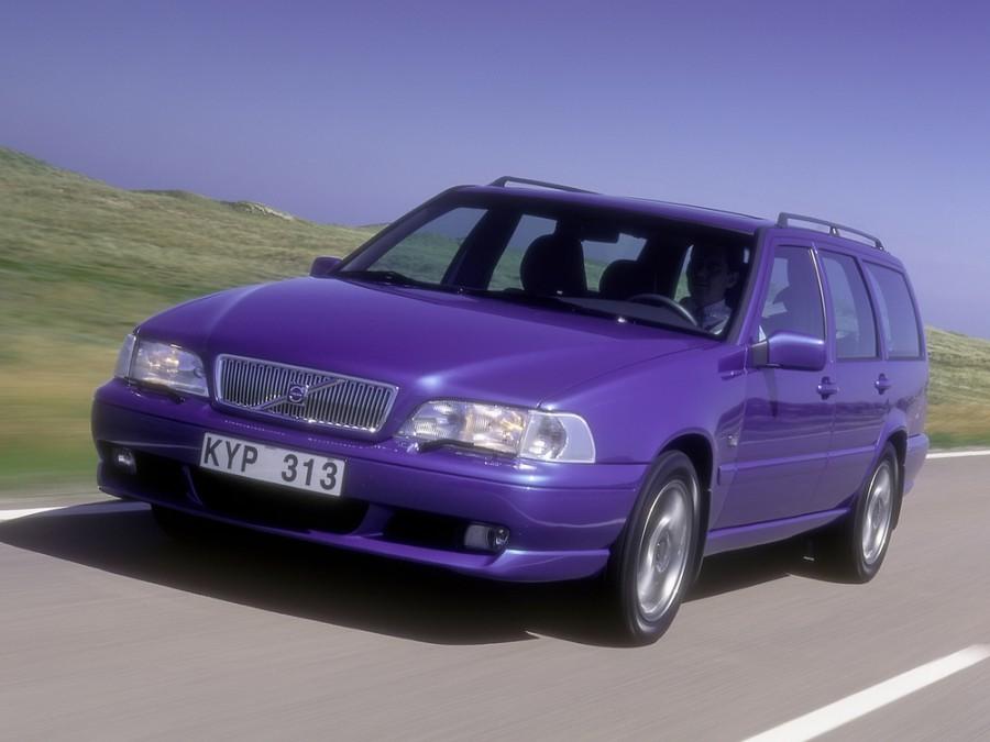 Volvo V70 R универсал, 1997–2000, 1 поколение - отзывы, фото и характеристики на Car.ru