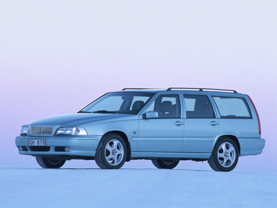 Volvo V70 универсал, 1997–2000, 1 поколение - отзывы, фото и характеристики на Car.ru