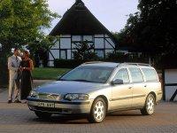 Volvo V70, 2 поколение, Универсал, 2000–2005