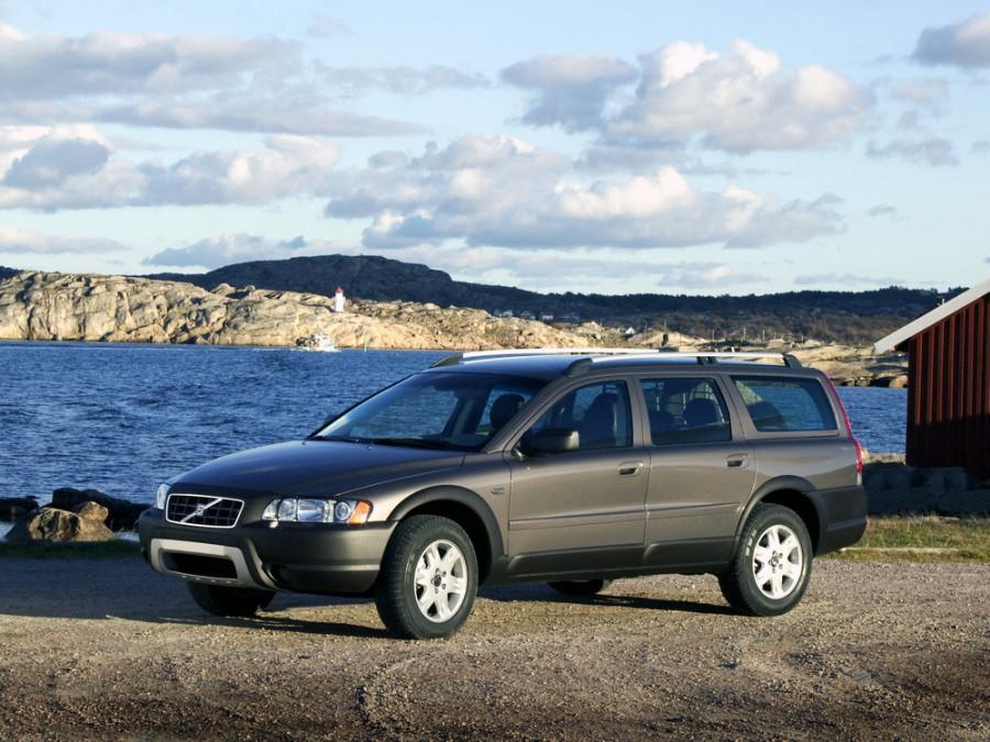 Volvo XC70 универсал, 2005–2007, 2 поколение [рестайлинг] - отзывы, фото и характеристики на Car.ru