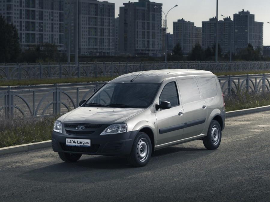 Lada Largus фургон, 2012–2016, 1 поколение - отзывы, фото и характеристики на Car.ru