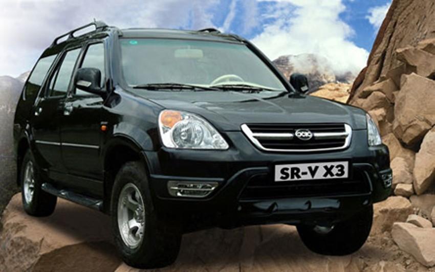 XinKai SR-V внедорожник, 2003–2014, 1 поколение - отзывы, фото и характеристики на Car.ru