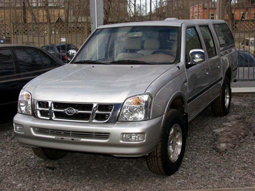 XinKai Pickup X3 пикап, 2003–2014, 1 поколение - отзывы, фото и характеристики на Car.ru