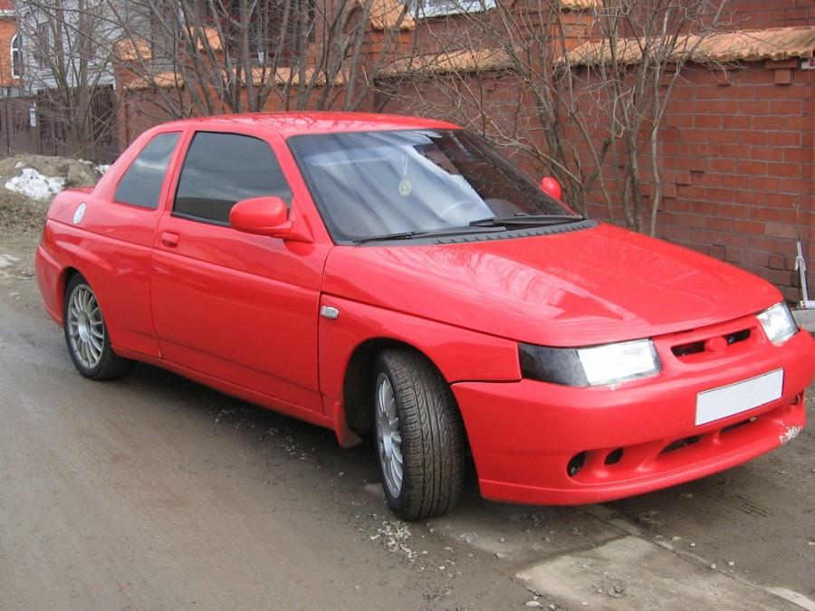 Lada 2110 купе, 1996–2007, 1 поколение - отзывы, фото и характеристики на Car.ru