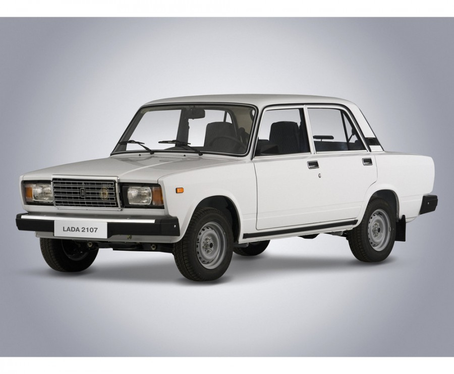 Lada 2107, Алушта