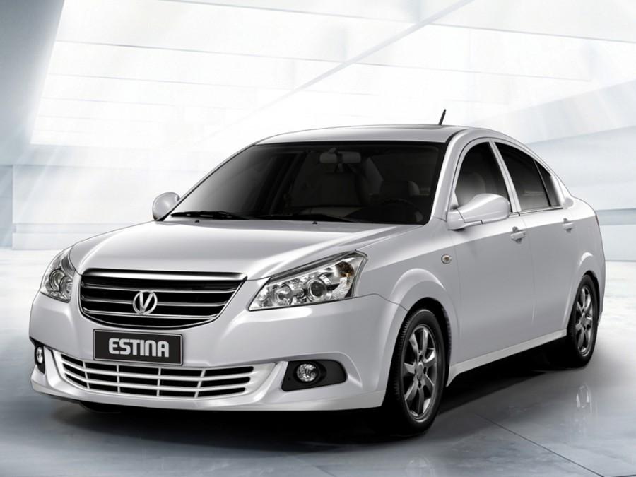 Vortex Estina седан, 2012–2013, 1 поколение [рестайлинг] - отзывы, фото и характеристики на Car.ru