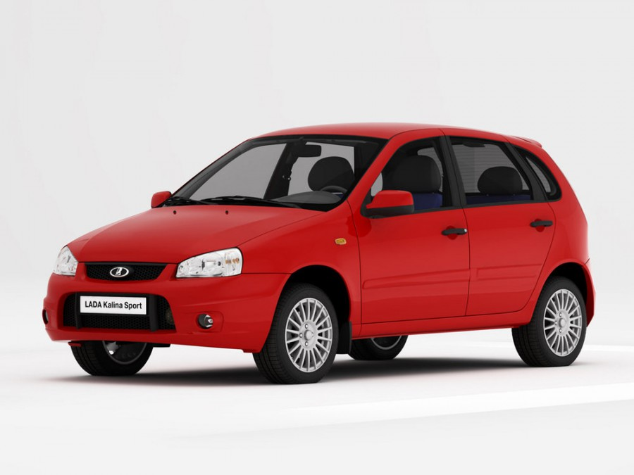 Lada Kalina Sport хетчбэк 5-дв., 2004–2013, 1 поколение - отзывы, фото и характеристики на Car.ru
