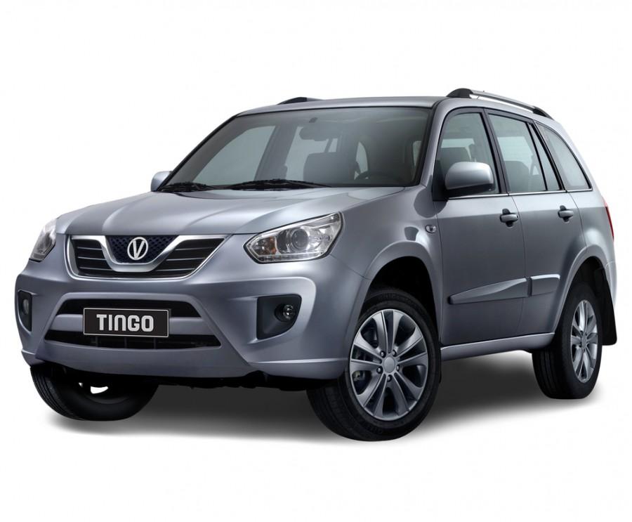 Vortex Tingo FL кроссовер, 2012–2013, 1 поколение [рестайлинг] - отзывы, фото и характеристики на Car.ru