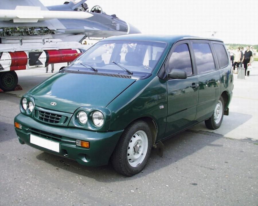 Lada 2120 минивэн, 1999–2005, 1 поколение - отзывы, фото и характеристики на Car.ru