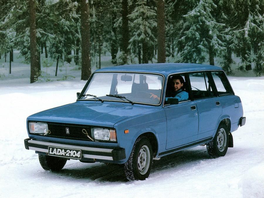 Lada 2104, Барыш