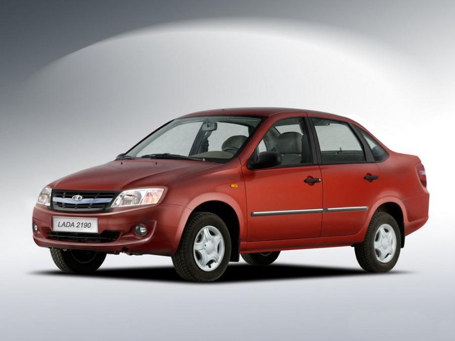 Lada Granta седан 4-дв., 2011–2016, 1 поколение - отзывы, фото и характеристики на Car.ru