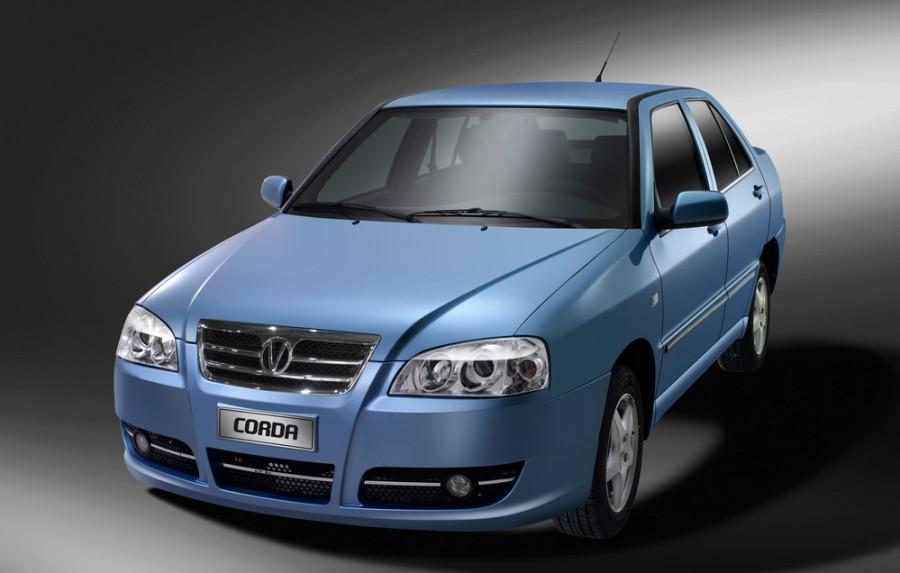 Vortex Corda седан, 2010–2012, 1 поколение - отзывы, фото и характеристики на Car.ru