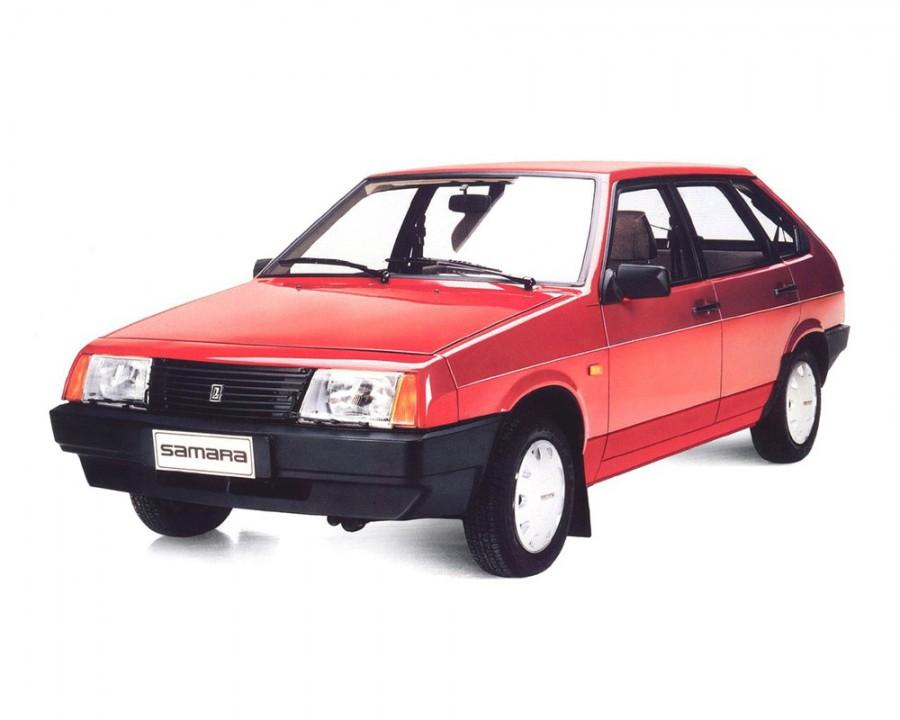 Lada 2109 хетчбэк, 1987–2006, 1 поколение - отзывы, фото и характеристики на Car.ru