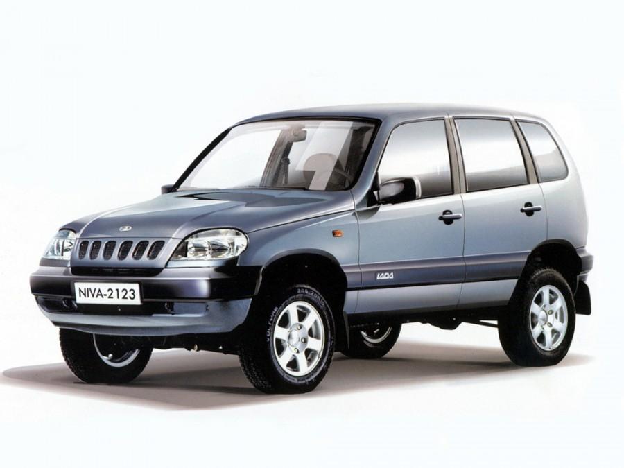 Lada 2123 внедорожник, 1999–2002, 1 поколение - отзывы, фото и характеристики на Car.ru