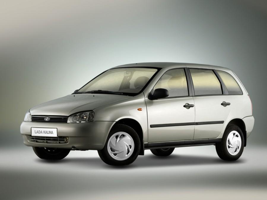 Lada Kalina 1117 универсал, 2004–2013, 1 поколение - отзывы, фото и характеристики на Car.ru