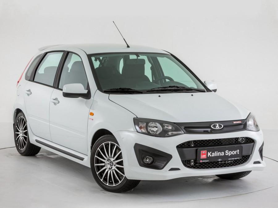 Lada Kalina Sport хетчбэк 5-дв., 2012–2016, 2 поколение - отзывы, фото и характеристики на Car.ru