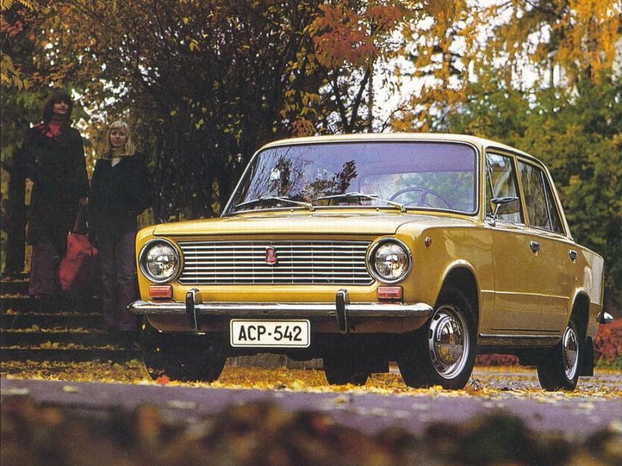Lada 2101 седан, 1970–1988, 1 поколение - отзывы, фото и характеристики на Car.ru
