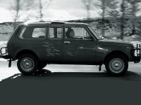 Lada 4x4, 1 поколение [рестайлинг], 2129 внедорожник 3-дв., 1994–2009