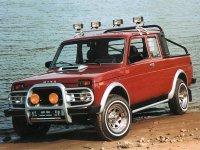 Lada 4x4, 1 поколение [рестайлинг], 2329 пикап, 1994–2009