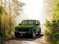 Lada 4x4, 1 поколение [2-й рестайлинг], 21214 внедорожник 3-дв., 2009–2016
