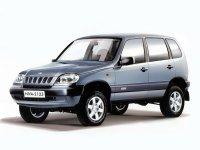 Lada 2123, 1 поколение, Внедорожник, 1999–2002